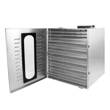 Modern Electric Large Capacity Industrial Beef Jerky Meat Drying Mushroom High Temperature Food Dehydrator