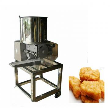 Automatic Beef Shrimp Meat Hamburger Burger Patty Making Machine