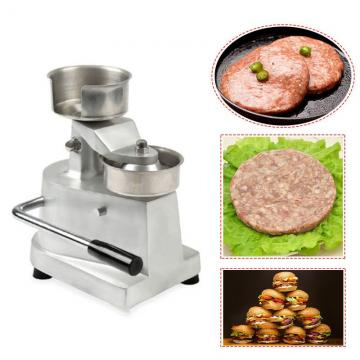 Hot Sale Manual Hamburger Patty Forming Machine Burger Making Machine
