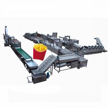 Fully Automatic /Semi- Automatic Frozen French Fries Making Machinery
