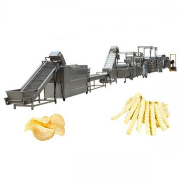 Full Automatic Stainless Steel Semi-Automatic French Fries Making Machine