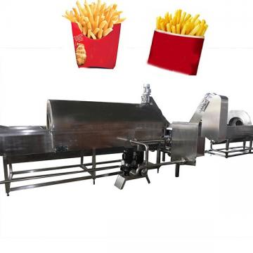 New Designed Industrial Frozen Potato French Fries Production Line/Automatic French Fries Making Machine with Factory Price