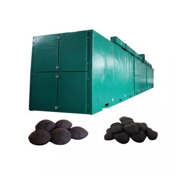 Large Capacity Mesh Belt Dryer for Dried Fruit Processing