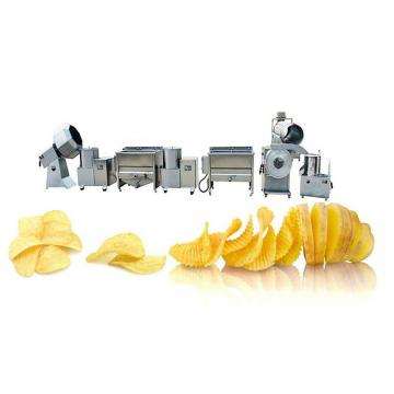 Automatic Small Scale Weave Potato Chip Maker Machine
