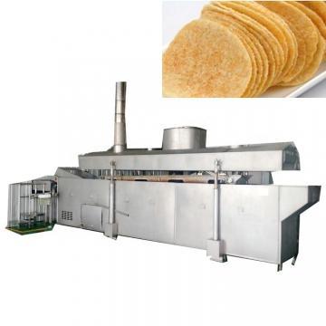 High Quality Maker Crisps Machinery Potato Chips French Fries Production Line Automatic Potato Chips Making Machines